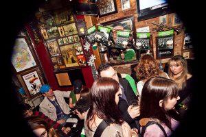 U2 Istanbul Irish Pub